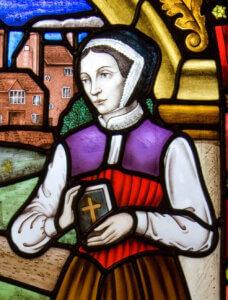 St. Margaret Clitherow, Patron Saint of Businesswomen