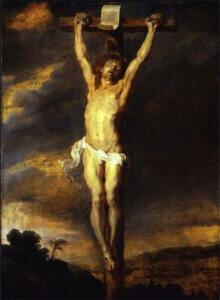 The Jansenist Crucifix
