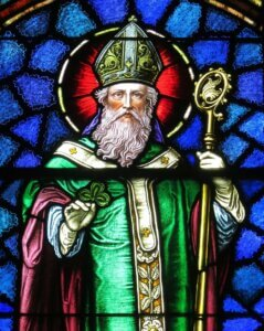 Did St. Patrick really drive snakes out of Ireland?