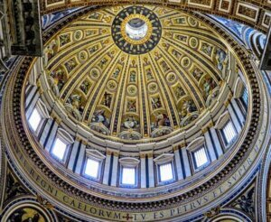 Why Should I Visit The Dome At St. Peter's Basilica?