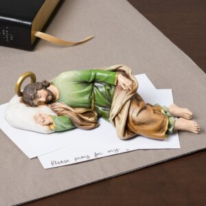 What is the Sleeping St. Joseph?