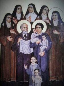 A Family of Saints?