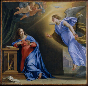 Why is March 25th the Feast of the Annunciation?