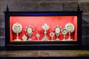 Are Relics Venerated In Scripture?