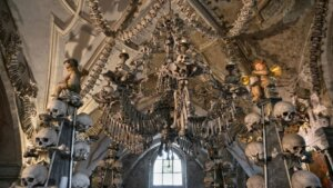 A Church made of bones?