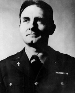 Priest. Soldier. POW. Medal of Honor Recipient.