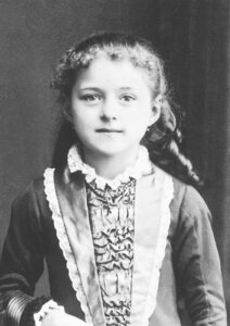 What happened to St. Thérèse's hair?
