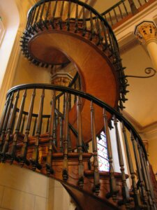 Did you know that St. Joseph built a staircase in New Mexico?