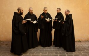 Is a monk the same as a friar?