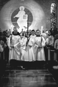How do you offer a Mass for someone?