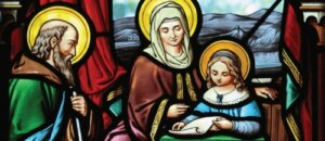 Who were the Blessed Mother's parents?