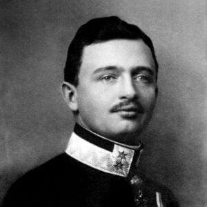 Did you know that the last emperor of Austria was a saint?